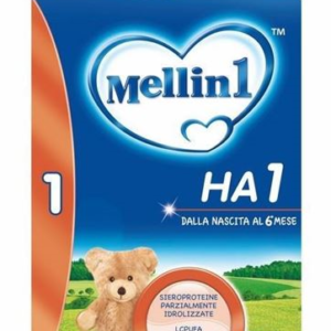 Mellin LATTE IN POLVERE HA1 600 GR