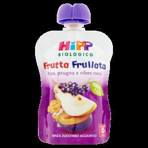 HIPP FRUTTA FRULLATA PERA/PRUGNA/RIBES NERO