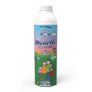 MONELLO LATTE HD 1LITRO
