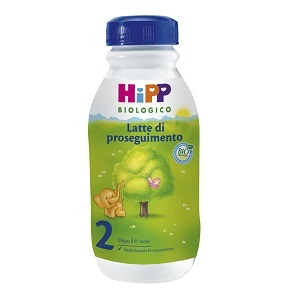 HIPP LATTE 2 PROSEGUIMENTO 500ML BIO
