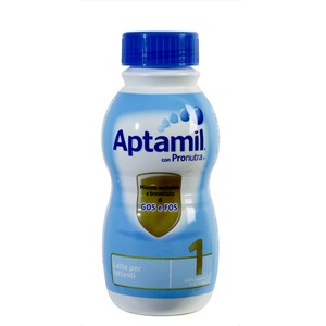 Aptamil 1 latte liquido, 500 Ml