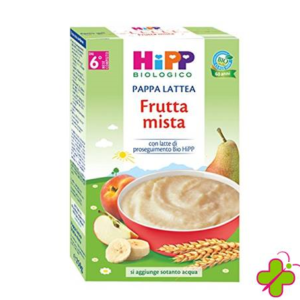 HIPP PAPPA LATTEA FRUTTA MISTA