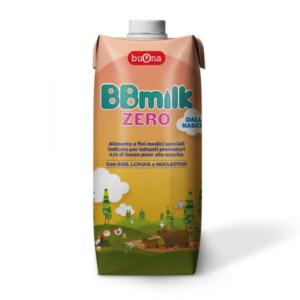 BBmilk Zero latte liquido per prematuri