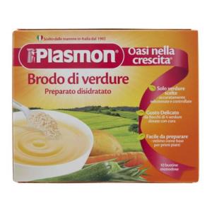 PLASMON BRODO DI VERDURA