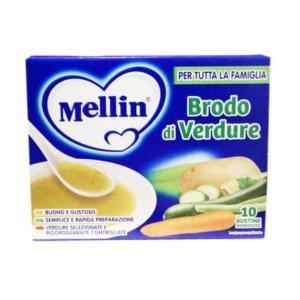 MELLIN BRODO DI VERDURE Bustine