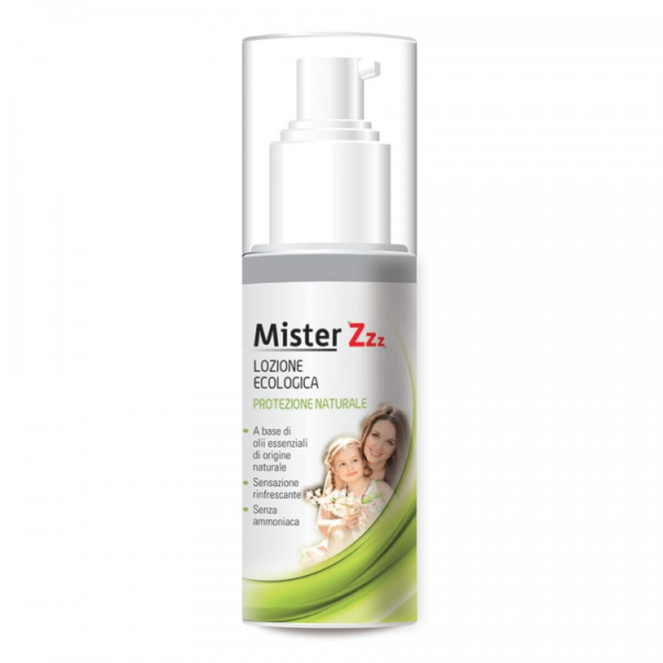 MISTER ZZZ LOZIONE SPRAY ANTI-ZANZARA ADULTI