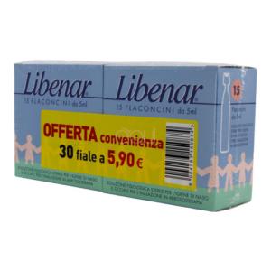 LIBENAR OFFERTA CONVENIENZA 15+15