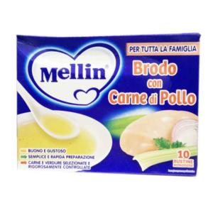 MELLIN BRODO DI CARNE DI POLLO
