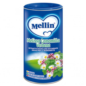 Mellin - Melissa Camomilla Verbena - 200g