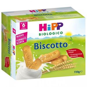 HIPP BISCOTTI 720GR BIO