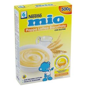 NESTLÈ PAPPA LATTEA BISCOTTO 500 GR