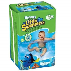 HUGGIES LITTLE SWIMMERS 7-15