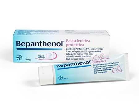 BEPANTHENOL PASTA LENITIVA