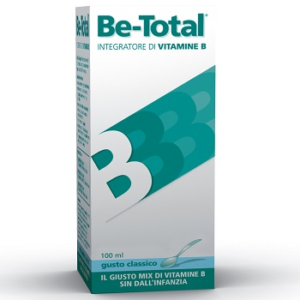 BE-TOTAL SCIROPPO 100ml