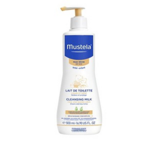 MUSTELA LATTE DI TOILETTE 500ml