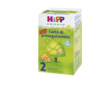 HIPP LATTE 2 BIO POLVERE PROSEGUIMENTO 600G