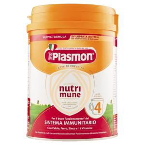 PLASMON NUTRIMUNE 4 24-36 Mesi 750gr