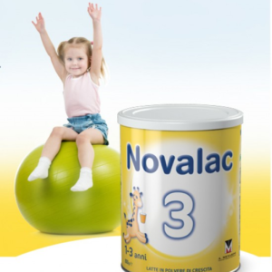 NOVALAC 3 Latte polvere - 800Gr