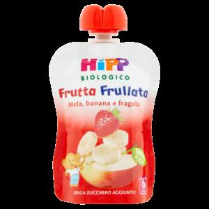 HIPP FRUTTA FRULLATA MELA BANANA FRAGOLA