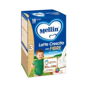 MELLIN 3 Latte in Polvere con Fibre