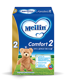 MELLIN LATTE COMFORT 2- 600Gr