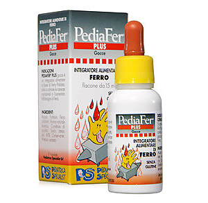 PEDIAFER PLUS INTEGRATORE DI FERRO