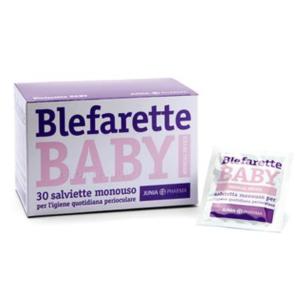 BLEFARETTE BABY 30 SALVIETTINE MONOUSO PERIOCULARE