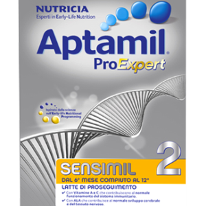 APTAMIL SENSIMIL 2, LATTE IN POLVERE 600G