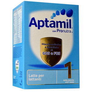 Aptamil 1 latte in polvere, Con Pronutra 700 Gr