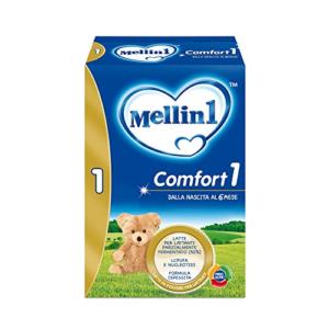 MELLIN LATTE COMFORT 1, POLVERE-600Gr