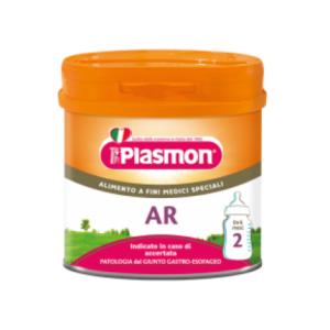 PLASMON LATTE ANTIREFLUSSO AR 2 LATTE IN POLVERE 350G