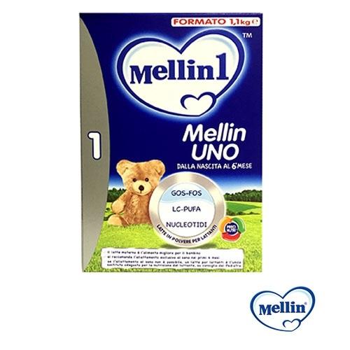 MELLIN 1 Latte POLVERE, 1100 Gr