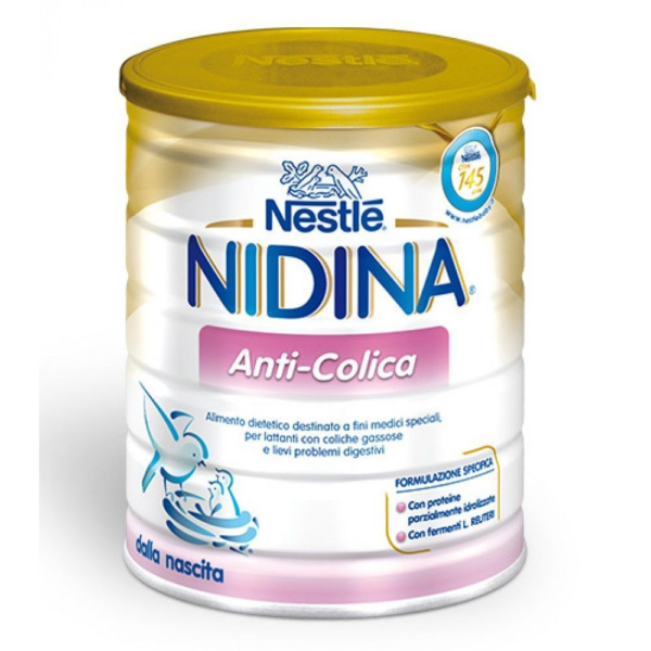 NIDINA ANTICOLICA LATTE IN POLVERE 800G