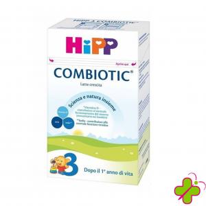 HIPP COMBIOTIC 3 LATTE IN POLVERE 600gr