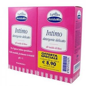 EUPHIDRA INTIMO DETERGENTE DELICATO 200+200ML