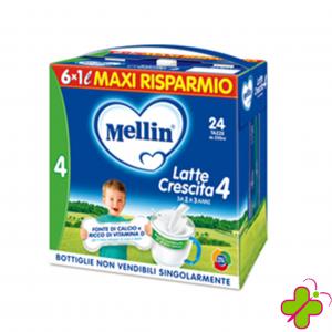 MELLIN 4 LATTE DI CRESCITA LIQUIDO 2-3 ANNI