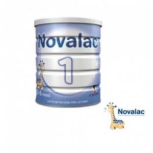 NOVALAC 1, LATTE IN POLVERE 800GR