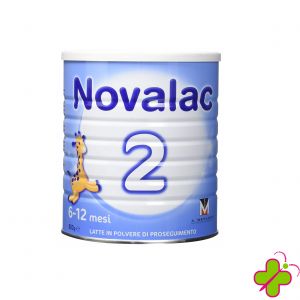 NOVALAC 2 LATTE POLVERE- 800GR