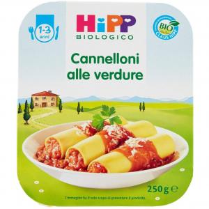 HIPP CANNELLONI ALLE VERDURE