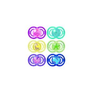 Mam Perfect Succhietto in Silicone 6+ Mesi vari colori