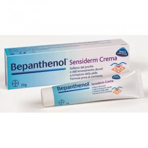 BEPANTHENOL SENSIDERM CREMA 20 GR