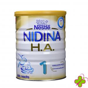 NIDINA EXCEL HA 1 LATTE IN POLVERE 800GR