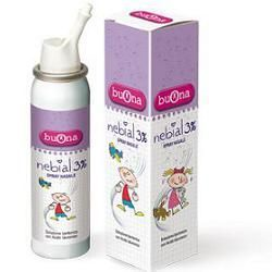 BUONA NEBIAL 3% SPRAY NASALE 100ML