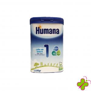 Humana 1 latte in polvere 1100g