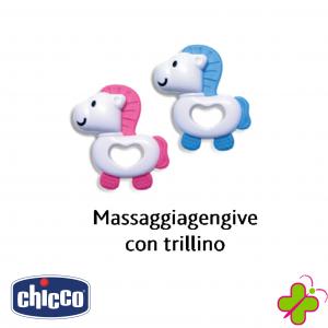 Chicco Massaggiagengive Pony Fantastic Love rosa o azzurro