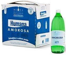 HUMANA ACQUA AMOROSA CONFEZIONE 6X1l O SINGOLA 1litro