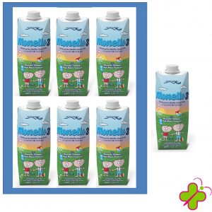 Sterilfarma Monello 3 1-3 anni liquido 500ml