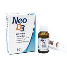 NEO D3 GOCCE DA 20 ML