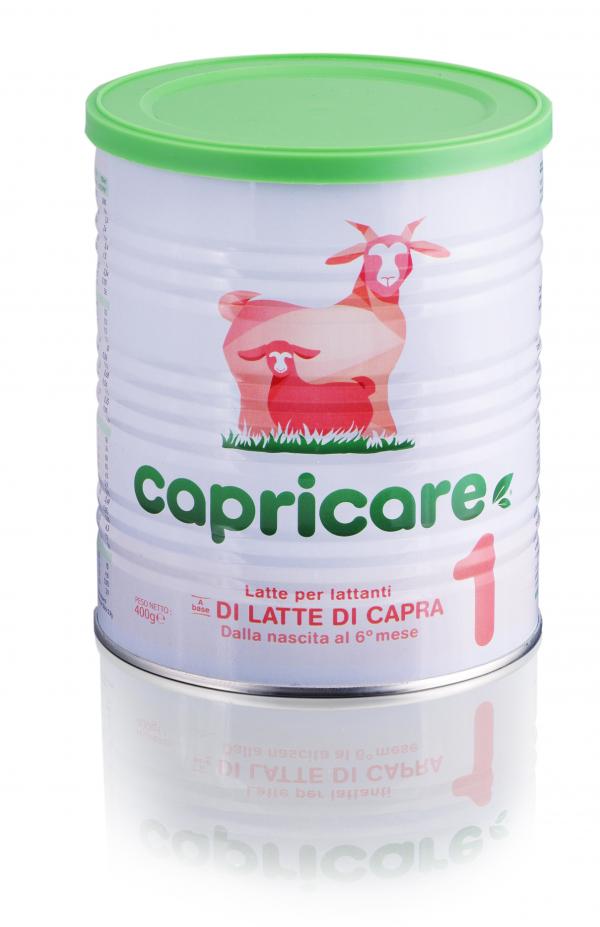 CAPRICARE 1 0-6 MESI LATTE IN POLVERE 400G