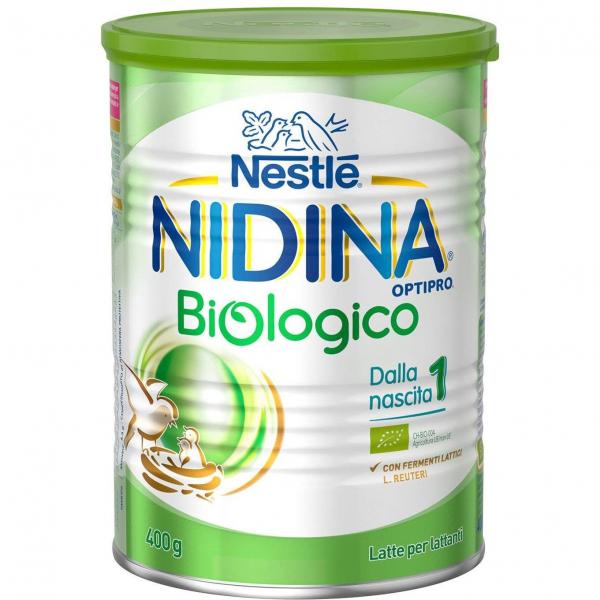 NIDINA 1 POLVERE BIOLOGICO 400GR